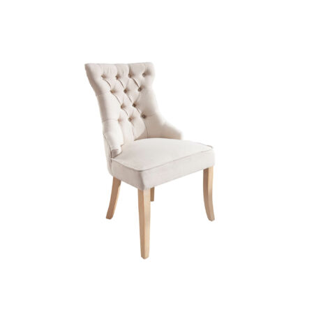 Castle szék - bézs színben
