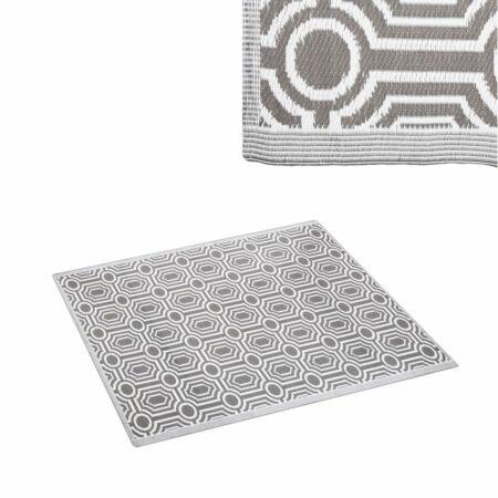 Rodas kültéri szőnyeg Szürke-fehér - 140x200 cm
