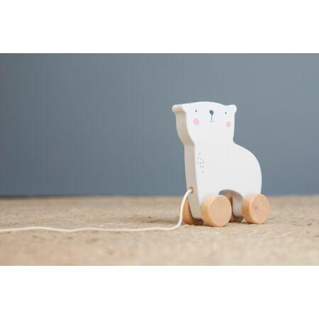 Little Dutch húzható játék jegesmedve