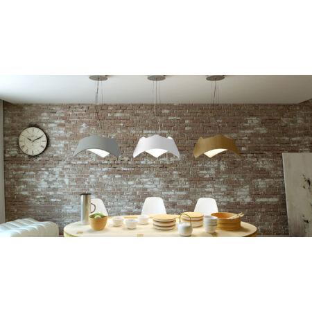 LUCIA - Grey függesztett lámpa