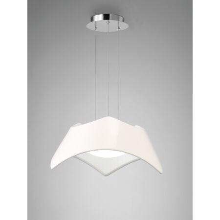LUCIA - White függesztett lámpa