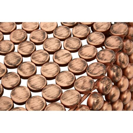 Pearl Rosé Dohányzóasztal - antikolt hatással