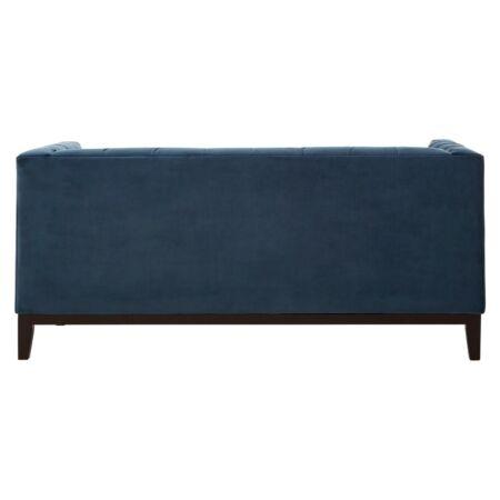 Sasha 2 személyes kanapé - Kék