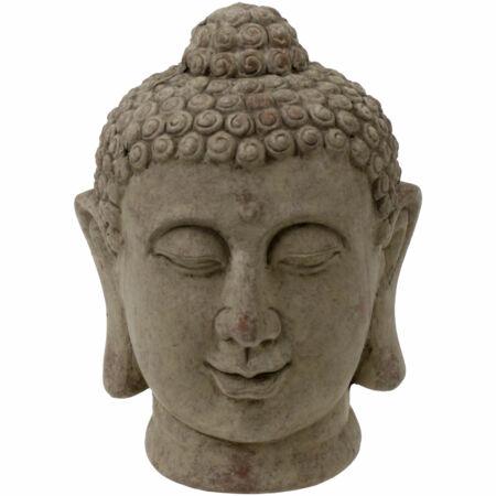 Buddhafej szobor