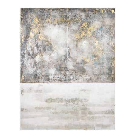 Metalgold olajfestmény 140x180 cm