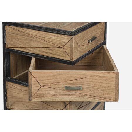 Aegon szekrény - 4 forgatható fiókkal