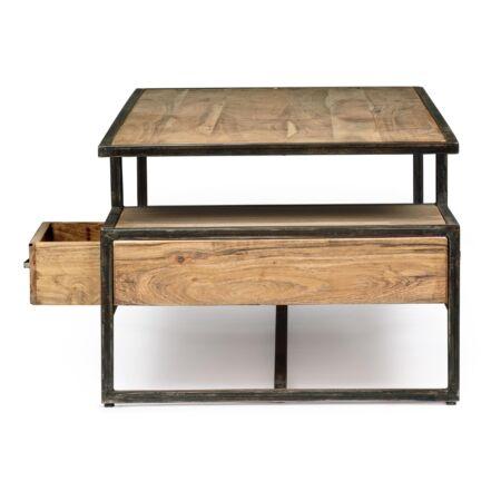 Aegon dohányzóasztal 120x60 cm