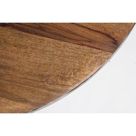 Manchester dohányzóasztal szürke- 70x70 cm