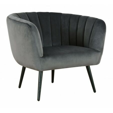 Varil szürke fotel
