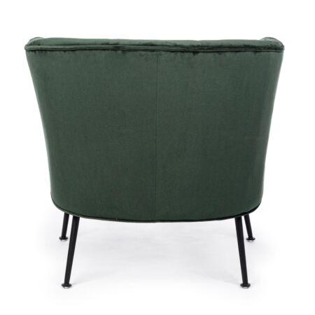 Odilon fotel - méregzöld