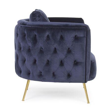 Sofia fotel - Kék