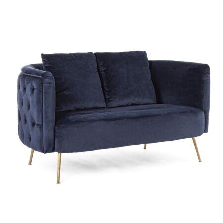 Sofia 2 személyes kanapé - Kék