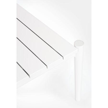Calypso asztal  - fehér