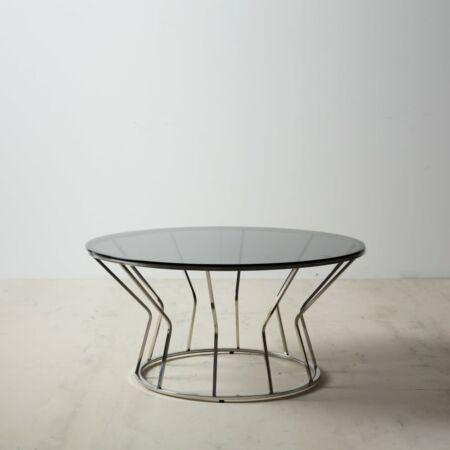 ELIÁN dohányzóasztal ezüst - 90x90 cmELIÁN dohányzóasztal ezüst - 90x90 cm