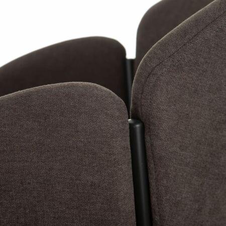 Aurora szék  - sötét szürke