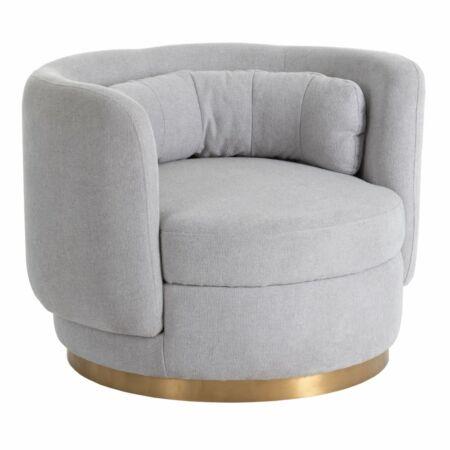Agona arany fotel - krémszínAgona arany fotel - krémszín
