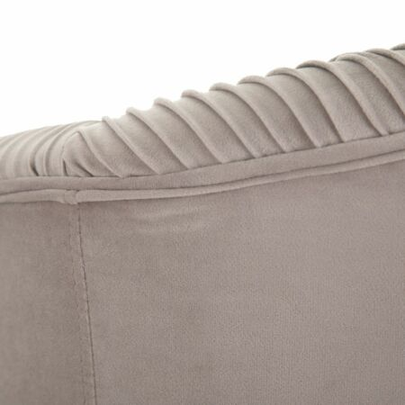Brox fotel - világos szürke