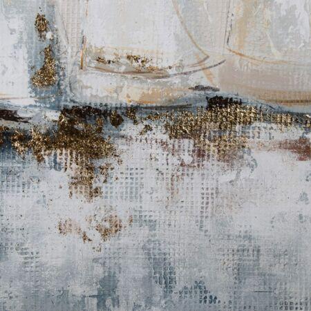 LIVORNO absztrakt festmény 120x90 cm