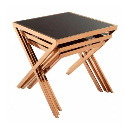 Acun asztal szett - rose gold