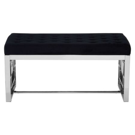 Zarah pad  - fekete - 97 cm