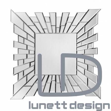 Atlas mirror - Square  - utolsó darab!