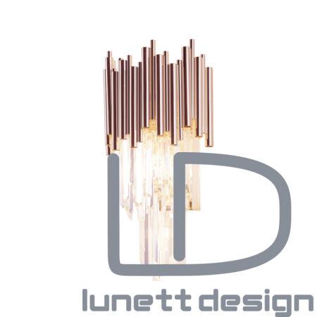 Grande fali lámpa