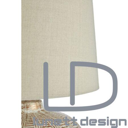 Perla asztali lámpa - 63 cm