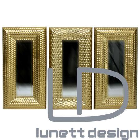 """""""Tinge gold"""" tükör - 40x80 cm (1 db)"""