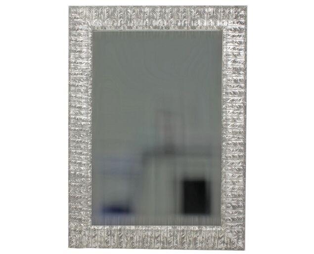 Dante ezüst fali tükör - 114 cm