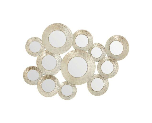 Silver Circle Tükör