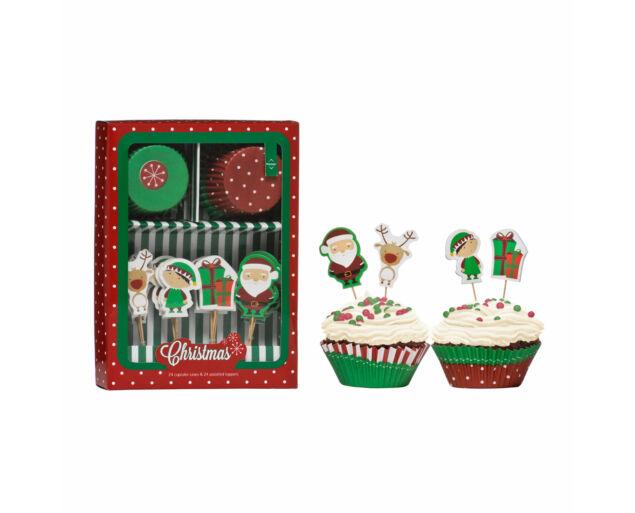 Karácsonyi muffinkészlet -