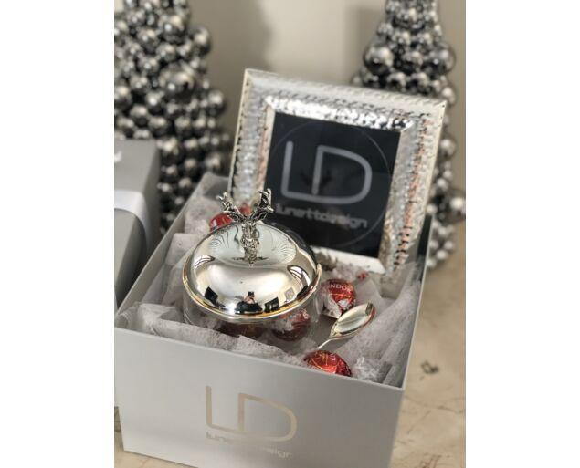 """Karácsonyi ajándékdoboz  """"Rudolph"""""""