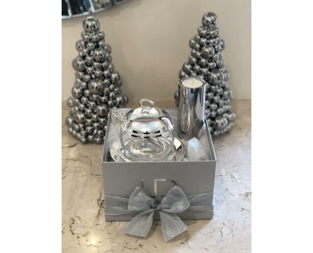 """Karácsonyi ajándékdoboz  """"Snowman"""""""