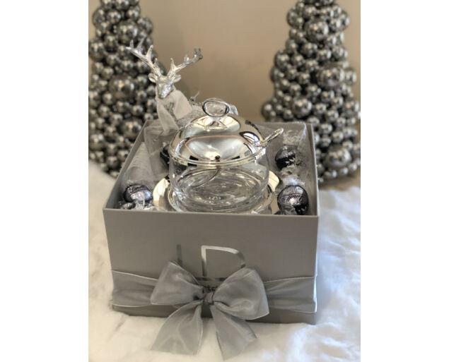 """Karácsonyi ajándékdoboz  """"Holly"""""""