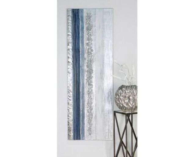 """Fali dekoráció  """"Blue Ice"""""""