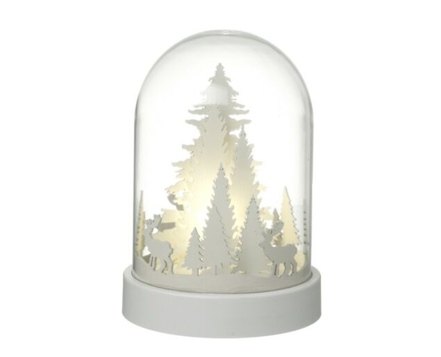 Forest Üvegbúra-  12.5 x 12.5 x 18 cm