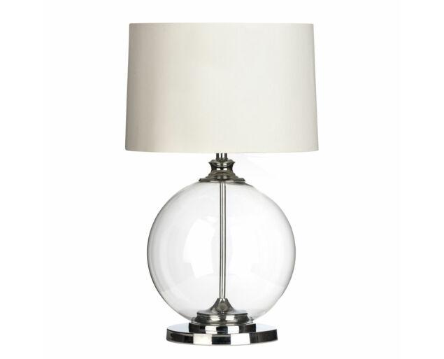 White ball asztali lámpa