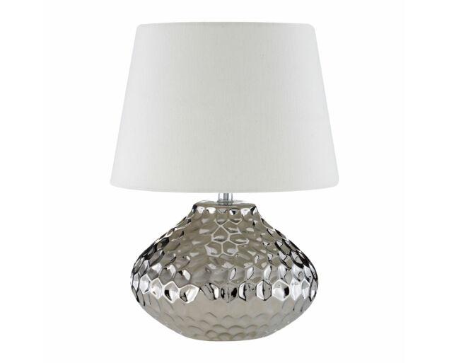 Croco Ezüst Asztali lámpa - Kicsi