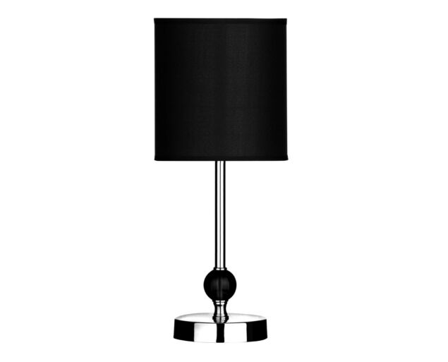 Lily asztali lámpa - fekete