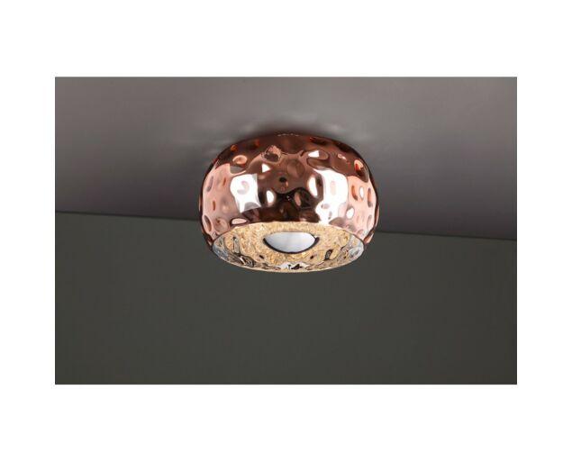Croco Rosé Mennyezeti lámpa (40 cm-es)