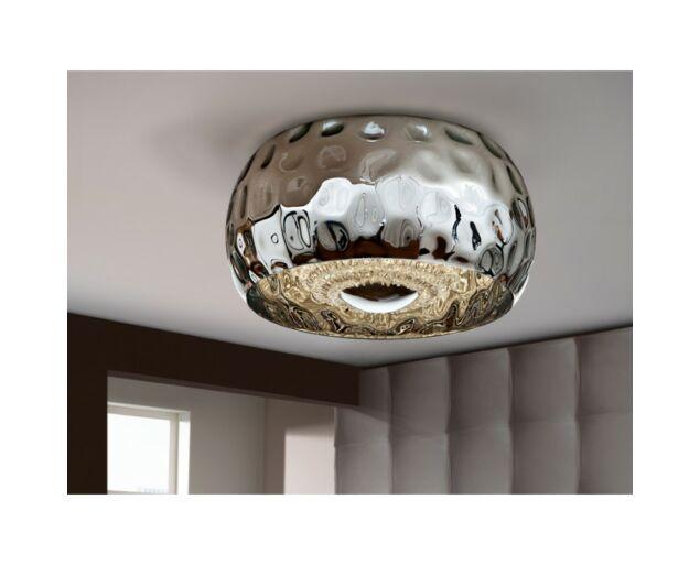 Croco Silver Mennyezeti lámpa (50 cm-es)