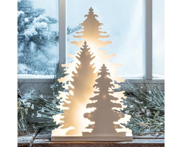 """""""Forest"""" Karácsonyi világító dísz - 35 cm"""