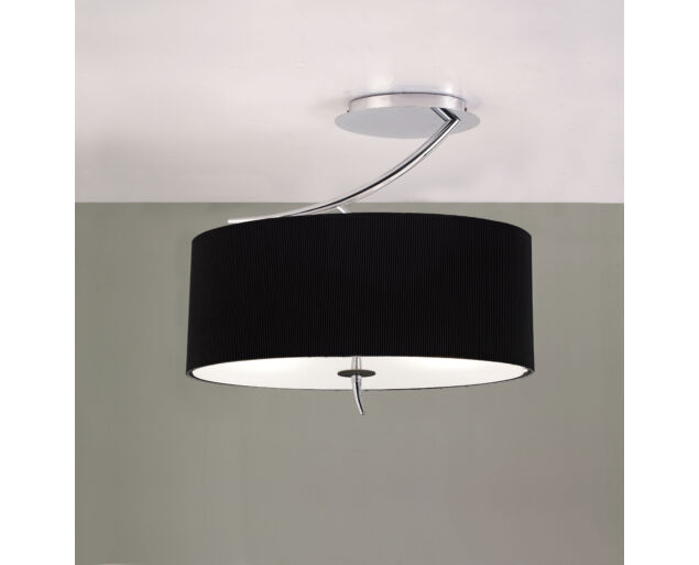 CARLA - Black függesztett lámpa