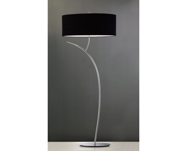 CARLA - Black állólámpa