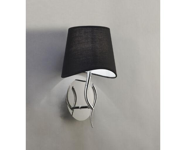 ADRIANA Black - fali lámpa