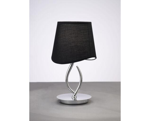 ADRIANA Black- asztali lámpa
