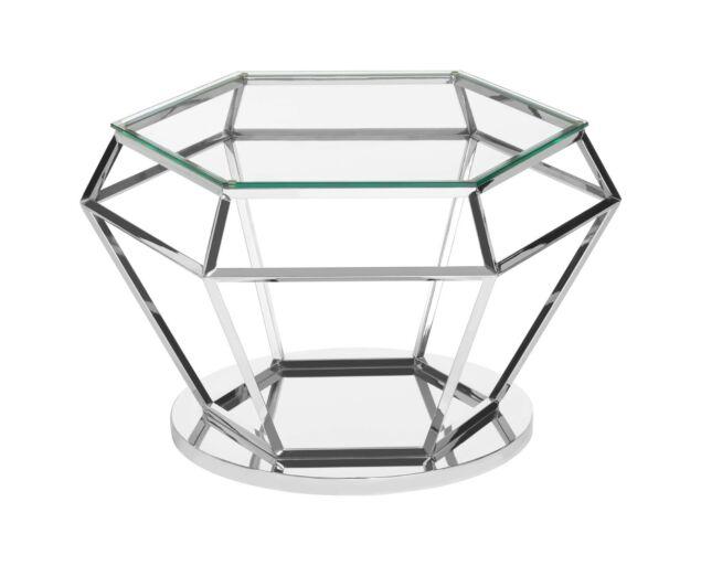 Diamond dohányzóasztal 80x80cm