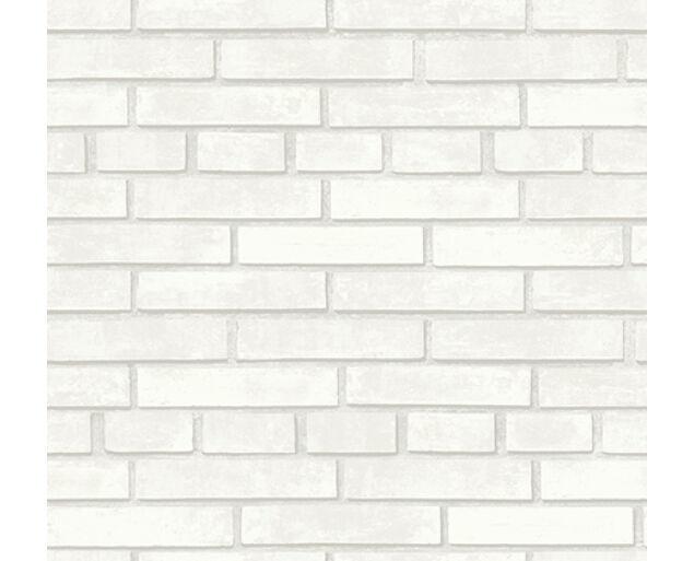 White on White - Brick wall -31000