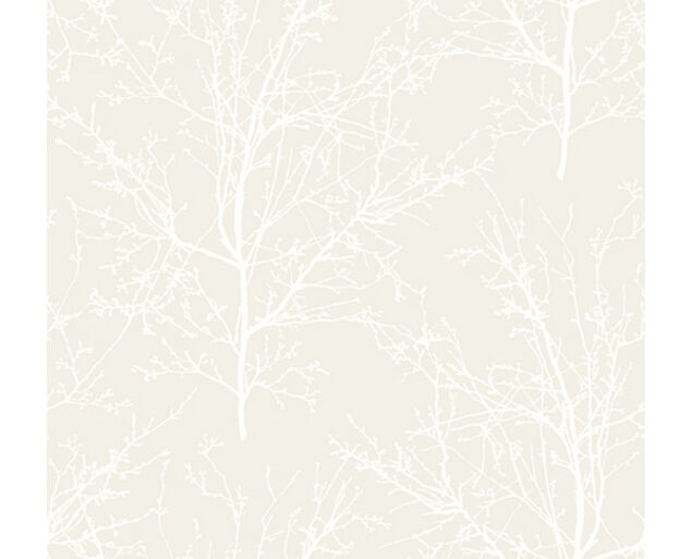 White on White - Branches -34000