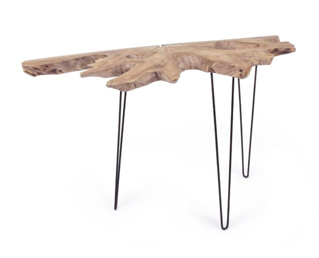 Samiris Tíkfa konzolasztal - 100x50x90cm